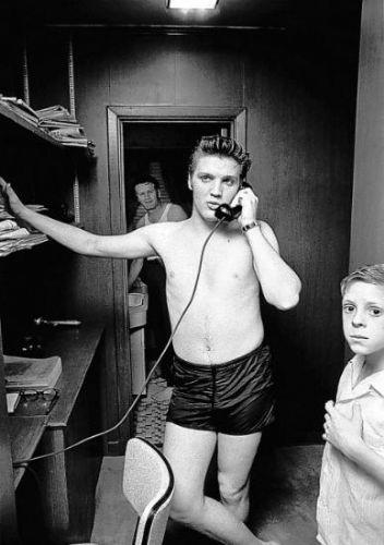 İşte Elvis Presley'in yıllar sonra ortaya çıkan fotoğrafları